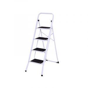 echelle en acier, echelle 4 marche, 4 step ladder,