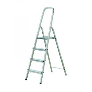 echelle en aluminium, echelle 4 marche, 4 step ladder,